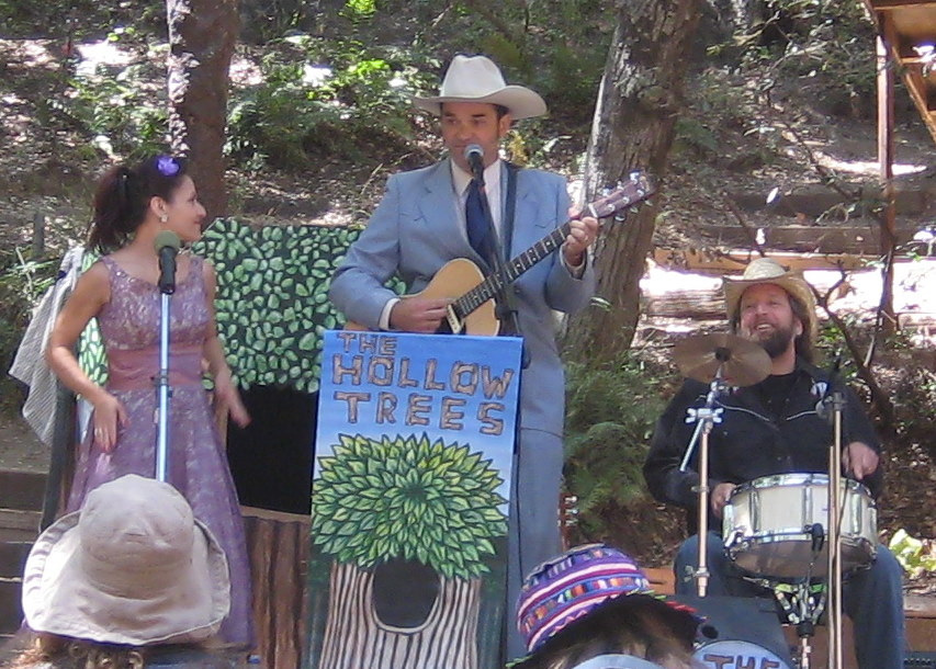 Pictures from the Theatricum Botanicum