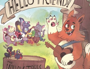 Great reviews for Hello Friend!
