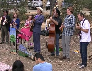 The Hollow Trees at The Topanga Banjo and Fiddle Contest